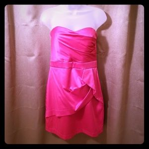 NWT strapless Speechless evening/party dress